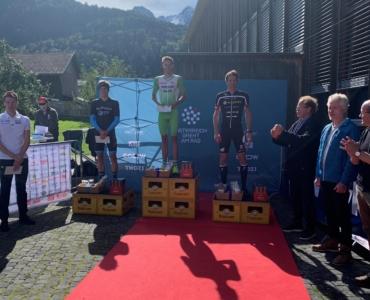 Thomas Steger und Lena Berlinger gewinnen 9. Int. Trans Vorarlberg Triathlon