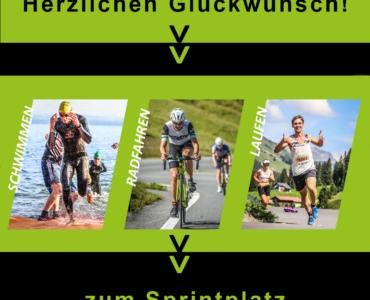 """Gewinnspielauslosung Startplatz """"RadHaus Rankweil Sprint-Distanz""""!"""