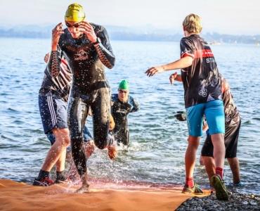 Großartiges Starterfeld – Olympiasiegerin Nicola Spirig und Europameister Max Studer geben Startzusage für Trans Vorarlberg Triathlon